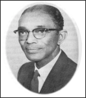 Rev. Dr. George W. Watkins - Principal of the One and Only African American High School in New Kent county VA