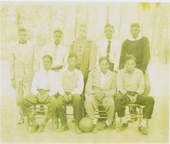 George W. Watkins Basketball Team